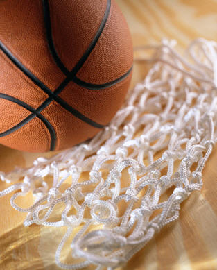 ball and net